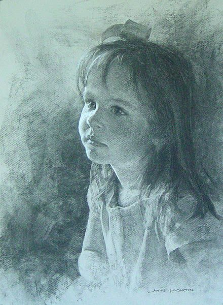 pippa.jpg (440×600) McCartin. Charcoal. So beautiful.
