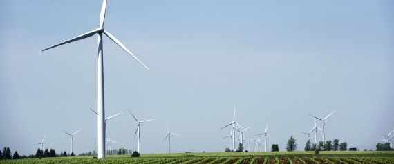 The Wind Energy Project That's a Sign of Things to Come