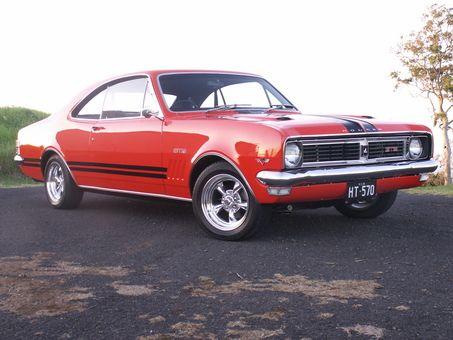 1970 HOLDEN MONARO GTS HT