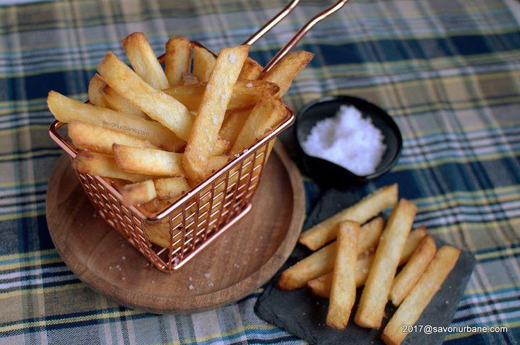 Cartofi prajiti reteta de French Fries savori urbane