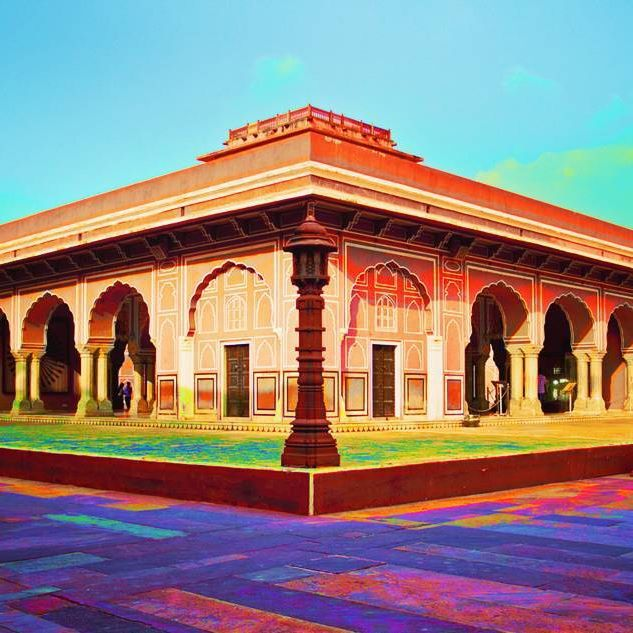 #jaipur #travel #wanderlust #art #artwork #architecture