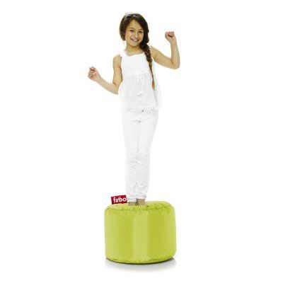 Fatboy Point Small Bean Bag Chair Lime Green - PNT-LGR