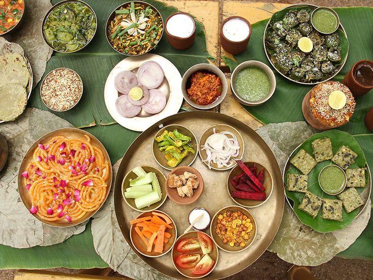 Thali at Rajwadu