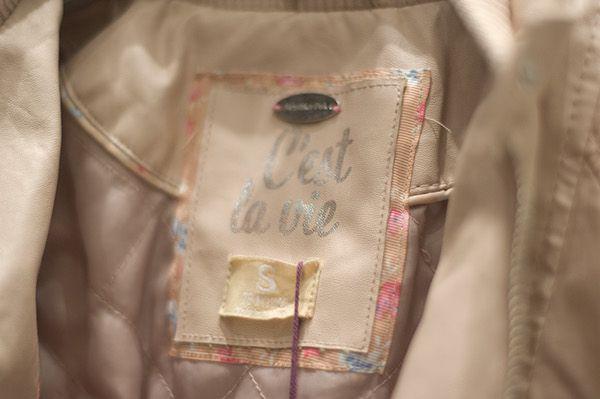 Outerwear inner labels for Bershka :: AW15 on Behance
