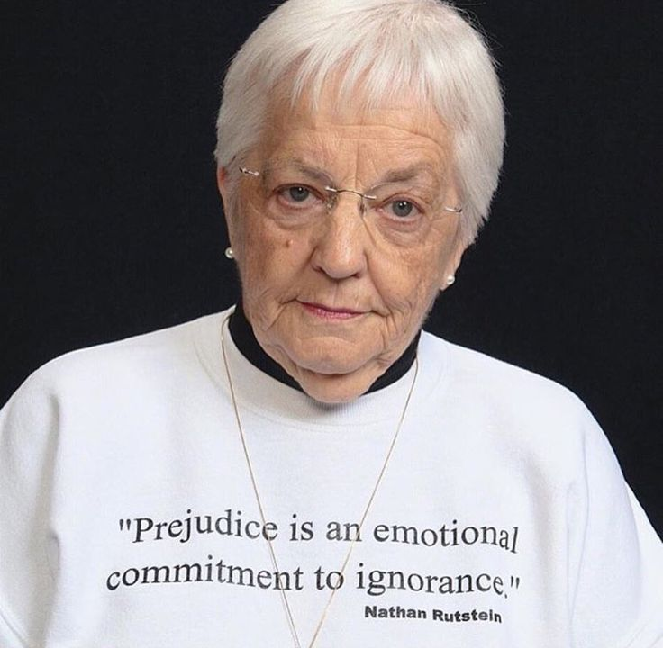 Jane Elliot's been schoolin white Americans about their participation in systemic racism and white supremacy since the 60s!