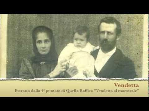 """Vendetta - Alessandra Cuccu dalla 4°puntata di Quella Raffica """"Vendetta al maestrale"""""""