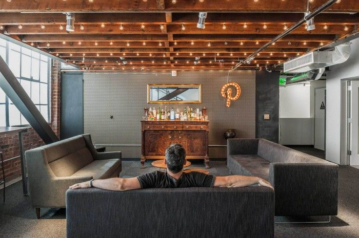 Inside Pinterests New San Francisco Offices