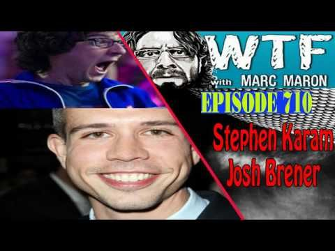 WTF with Marc Maron // Episode 710 - Stephen Karam / Josh Brener [WTF Podcast]