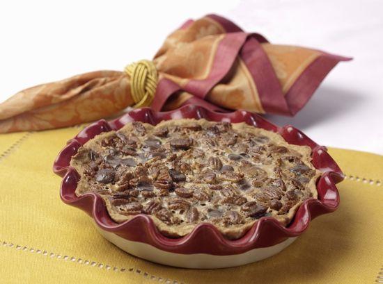 Chocolate Pecan Pie. #RudySodamin #Dessert