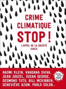 Crime climatique STOP !