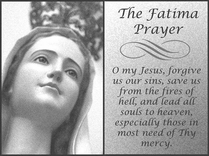 Resultado de imagen para virgin mary of fatima anniversary