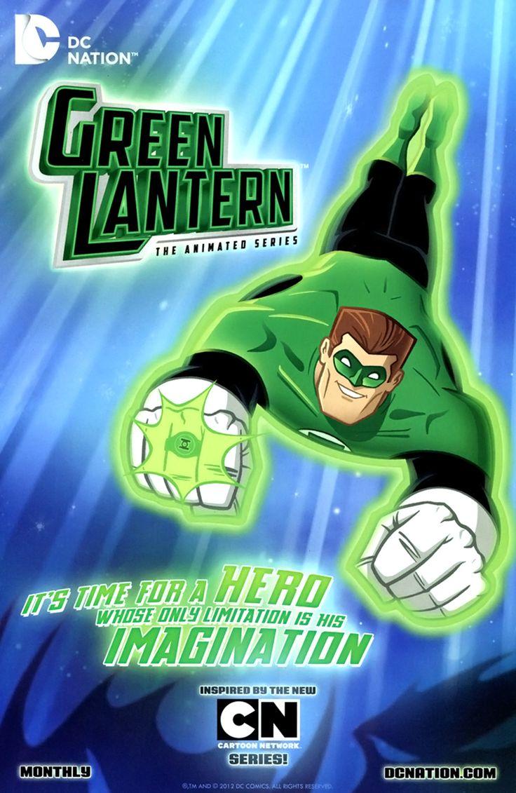 Green Lantern animated series promo by DarioBrizuelaArtwork.deviantart.com on @DeviantArt