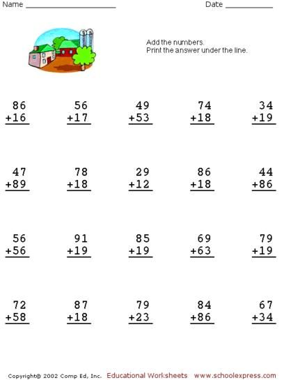 22 best Addition images on Pinterest   Math worksheets, Addition ...
