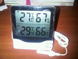 Thermo Hygro HTC Max