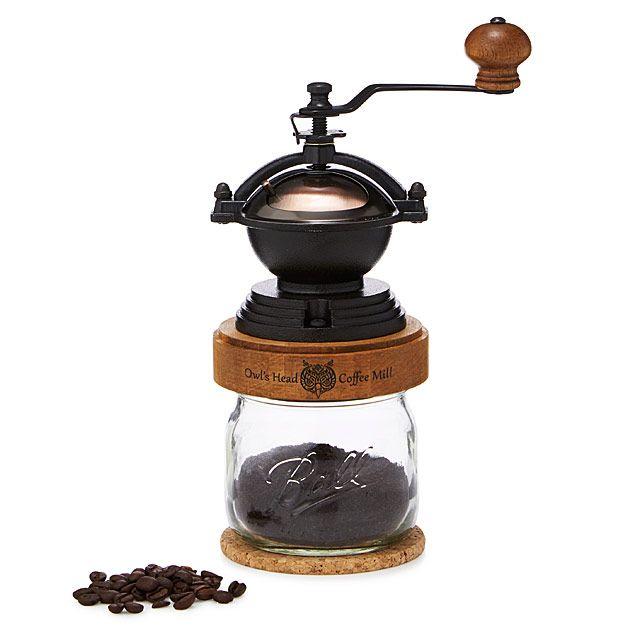 Ryan :::   Steampunk Coffee Grinder