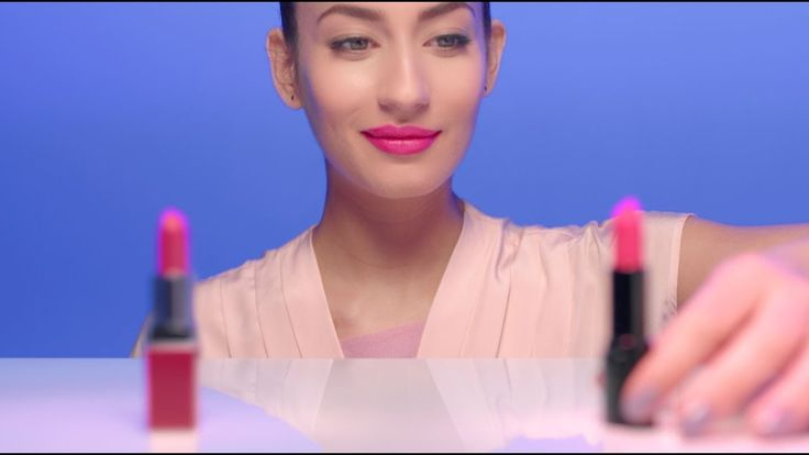 New mark. Epic Lipstick   Watch our new TV advert!