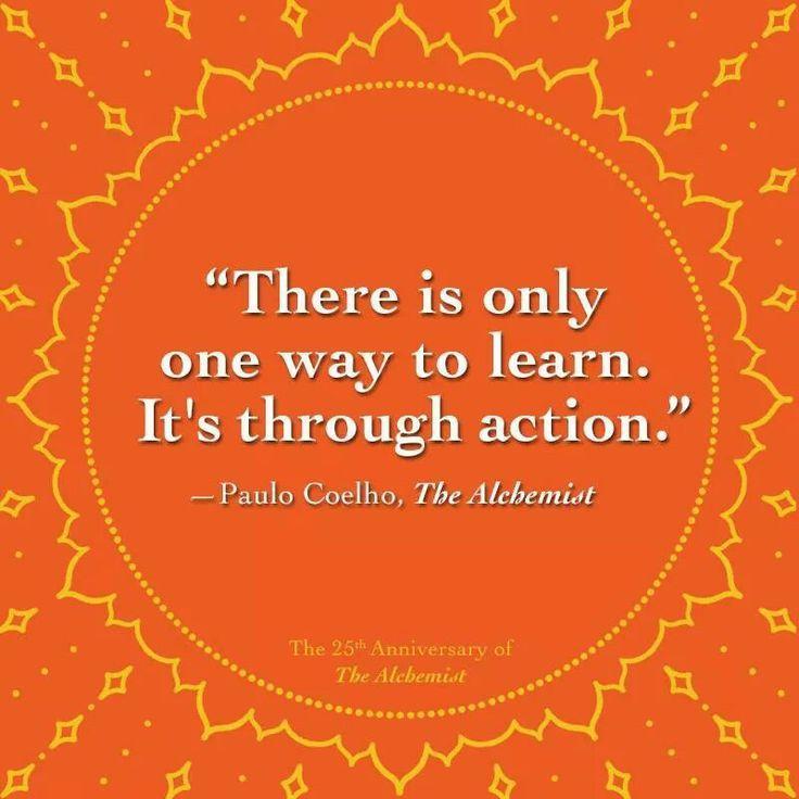 Citaten Paulo Coelho : Best waarheden images on pinterest inspirerende