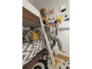 Article on sibling room sharing--Love the Chevron/ikat w/ pop of yellow but the article is great! Our older 2 shared on their own accord long before they HAD to share.  :)