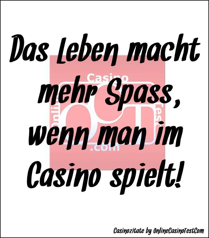 Casino Spruche Englisch