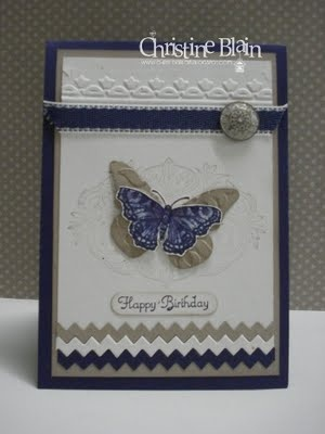 HAPPY HEART CARDS: All A Flutter