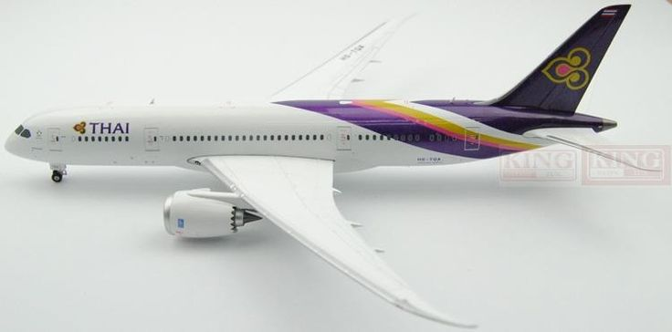 202.12$  Buy here - http://alitpr.worldwells.pw/go.php?t=32597096187 - Phoenix 20106 Thailand HS-TQA Airlines 1:200 B787-8 commercial jetliners plane model hobby 202.12$