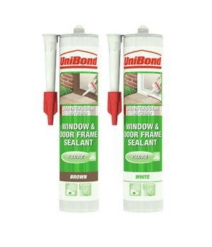 Window & Door Frame Sealant - UniBond