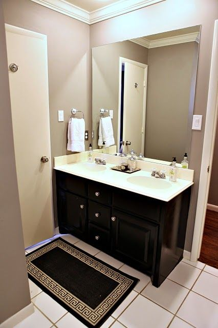 best 25 bathroom colors gray ideas on guest 23290