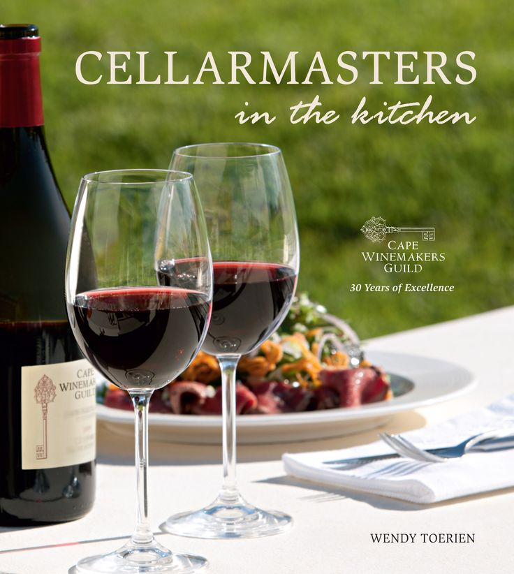 Three decades of excellence at the pinnacle of winemaking has been captured in an insightful coffee-table book on food and wine featuring all the members of the Cape Winemakers Guild, which celebrates its 30th anniversary this year.    Author Wendy Toerien features a profile on each of the 45 Guild members which includes anecdotes, insights and experiences of a life with food and wine. Included are the winemaker's favourite recipes and top wines. R395, Struik.