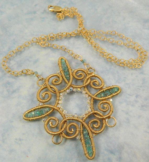 Tiffany by twotightlywound on Etsy, $225.00