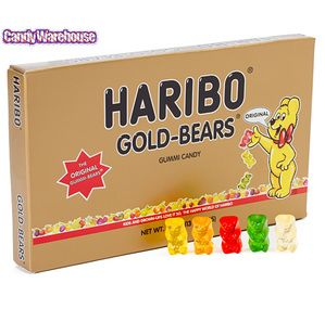 Just found Haribo Gold-Bears Gummi Bears 4-Ounce Theater Packs: 12-Piece Case @CandyWarehouse, Thanks for the #CandyAssist!