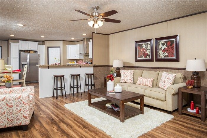 THE FIRST DOWN model; Clayton Homes