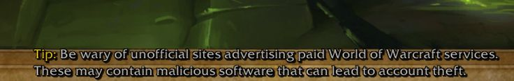 Why isn't this updated to say that participating in these sites your account may be in breach of ToS? #worldofwarcraft #blizzard #Hearthstone #wow #Warcraft #BlizzardCS #gaming