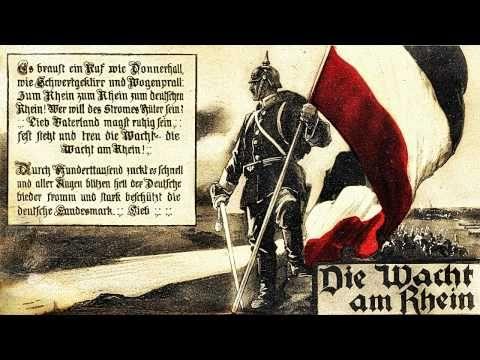 Autor: Max Schneckenburger, 1841 Komponist: Karl Wilhelm, 1854