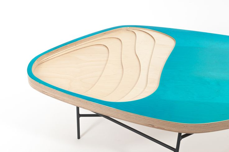 Table basse Fidji 322 on Behance