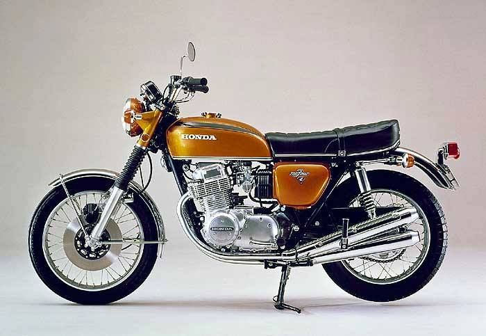 September 1970: Honda CB750 Fore                                                                                                                                                     More