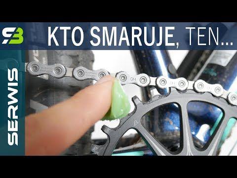 Posmaruj, a POŻAŁUJESZ! Czego NIE smarować w rowerze... - YouTube