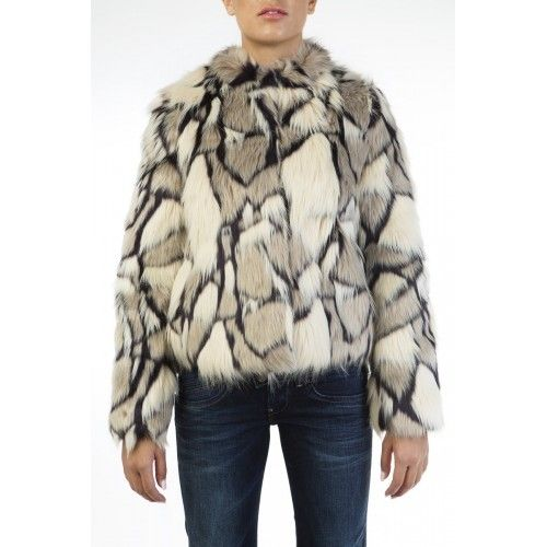 Splendid γούνινο πανωφόρι