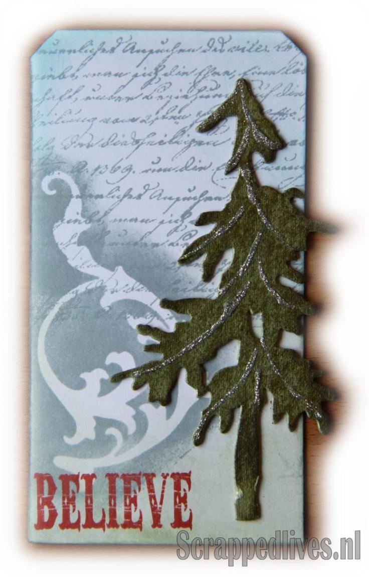 tim holtz christmas cards ideas