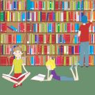 Elementary Library Media Lessons incl Powerpoints