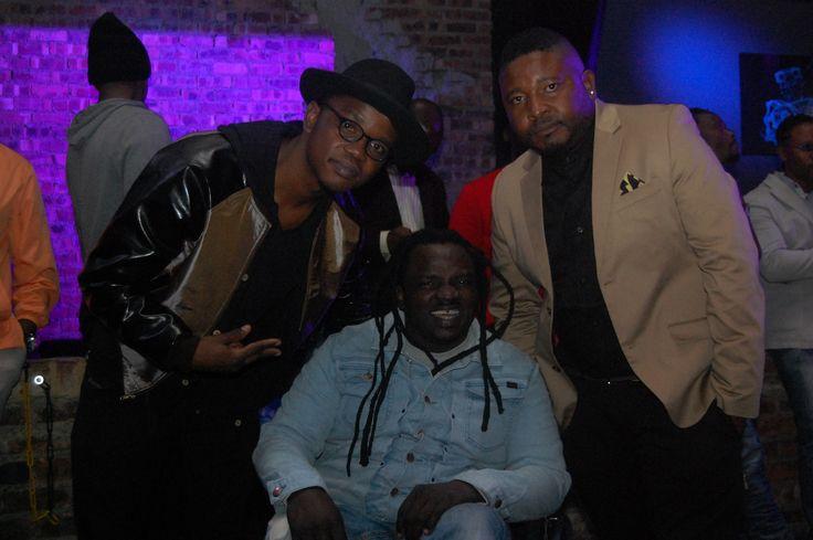 Culoe De Song, Soulstar, DJ Kabila