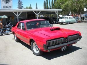 1967 Mercury Cougar Pro Street - LITTLEROCK CA