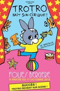 Ma minus a aimé… l'histoire d'un petit âne Trotro rigolo qui faisait son cirque --- Article by Catarinette on www.catarinette.com