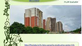 3c lotus panache resale price 9811220650 sector 110 noida