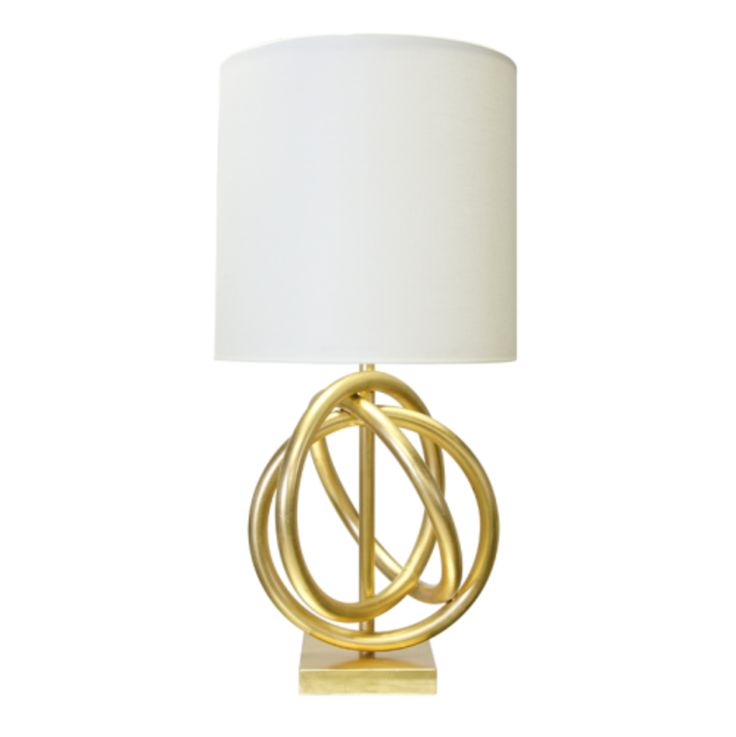 Nathan Gold Table Lamp