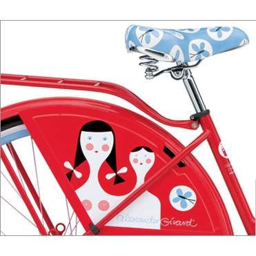 neu Alexander Girard Madonna bicycle by Electra Bikes