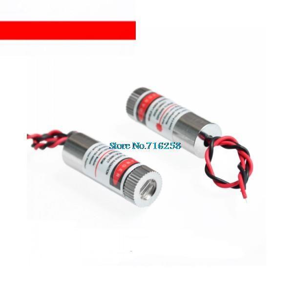 Доставка 5 МВт 650nm Красный Лазерный Модуль Питания Фокус Регулируемая Лазерная Головка 5 В Промышленного Класса купить на AliExpress