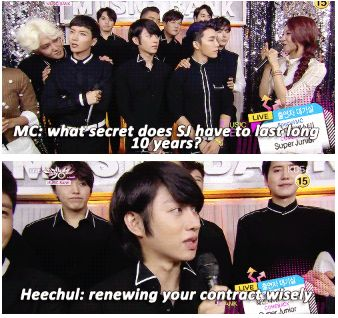 The Secret of 10 years Super Junior