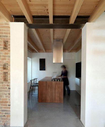 arbau studio - Marta Baretti e Sara Carbonera architetti associati — Casa a Casale