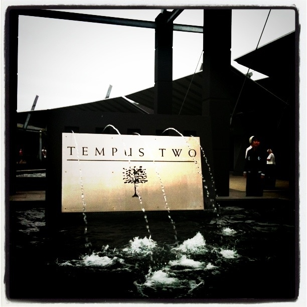 Tempus Two at the Hunter Valley.