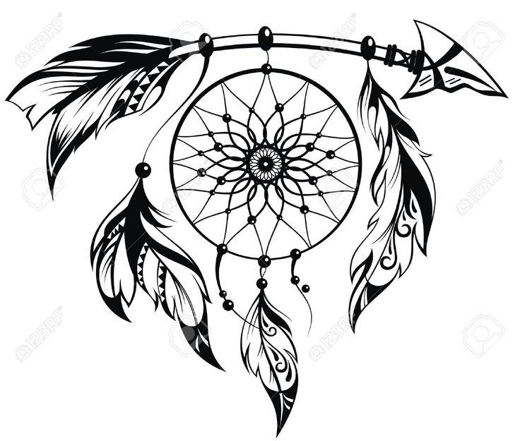 Apache Warrior Tattoo
